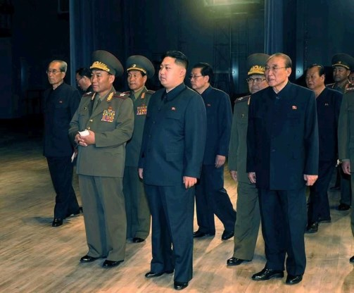 Zoon Kim Jong-il maakt diplomatiek debuut in Noord-Korea