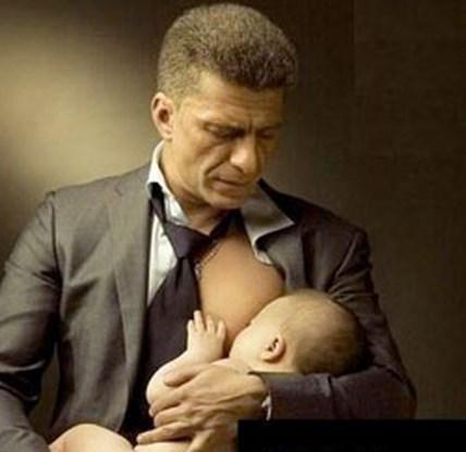 Ook mannen krijgen borstvoedingsverlof