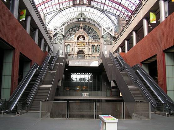 Antwerpen Centraal wint prestigieuze Europese prijs