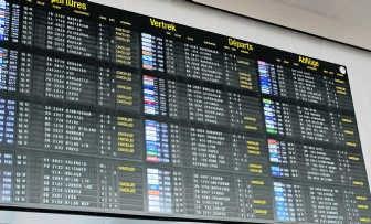Op de luchthaven in Zaventem dreigt een staking.kms