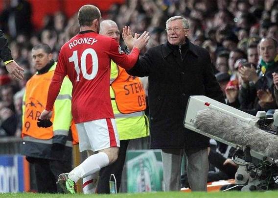 Ferguson: 'Rooney wil Manchester United verlaten'