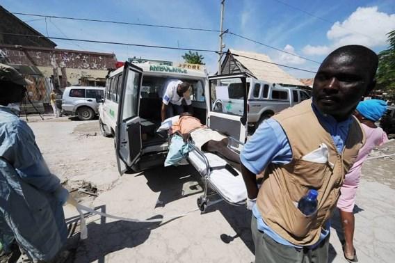 Cholera-epidemie bereikt Haïtiaanse hoofdstad