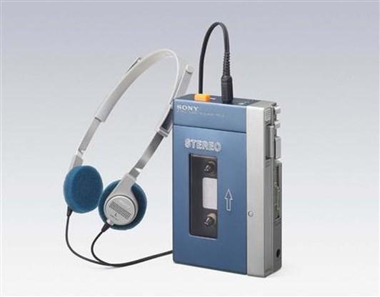Sony stopt productie Walkman met cassettes