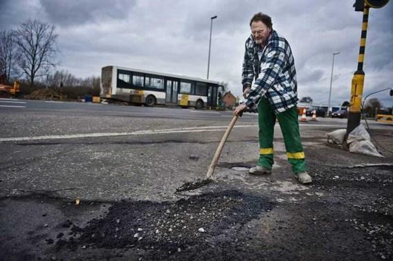 Recordaantal claims voor schade door slechte wegen