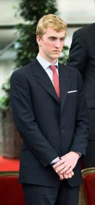 Prins Joachim legt eed af bij de marine