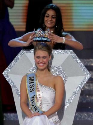 FOTO: Miss USA gekroond tot Miss World
