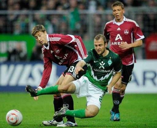 Simons klopt Werder Bremen