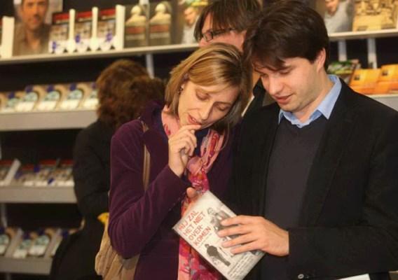 Eerste dag Boekenbeurs lokt ruim 9.000 bezoekers