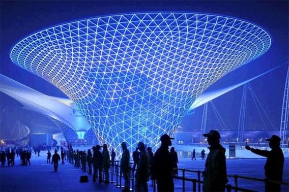 Wereldtentoonstelling Sjanghai sluit deuren