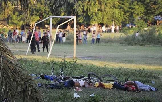 14 mensen vermoord tijdens voetbalwedstrijd in Honduras