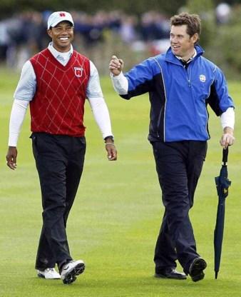 Tiger Woods niet langer nummer één