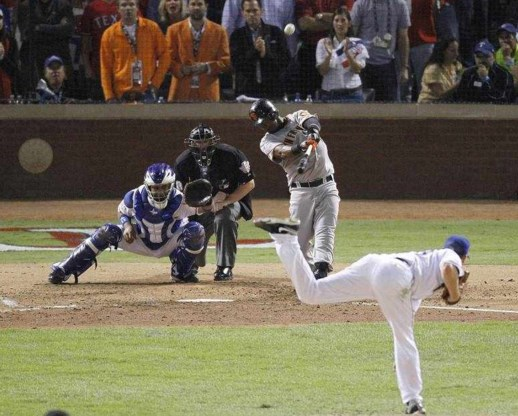 World Series voor het eerst sinds 1954 naar San Francisco Giants