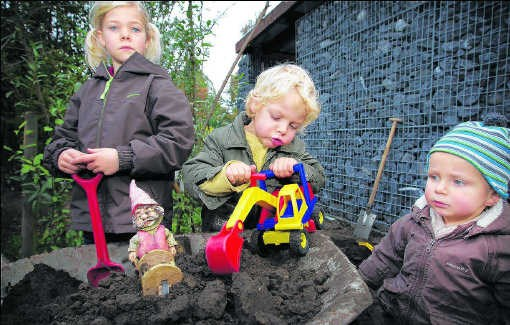 Basisschool De Krekel vond een project waar leerkrachten, ouders en kinderen samen sterk staan. Dominique Dierick