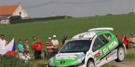 Rally van de Condroz zonder Pieter Tsjoen en Patrick Snijers