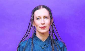 Meredith Monk: 'Voor mij gaan zingen en bewegen samen.'rr