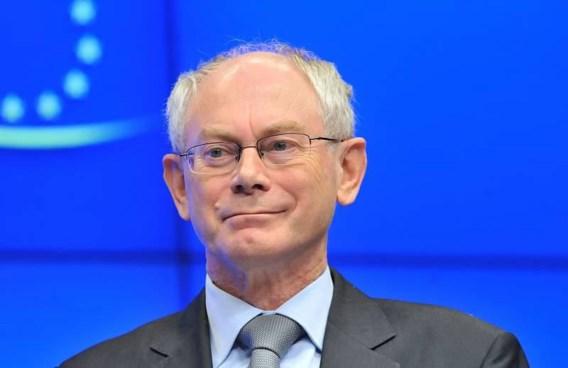 Van Rompuy krijgt kritiek over EU-kandidatuur Turkije