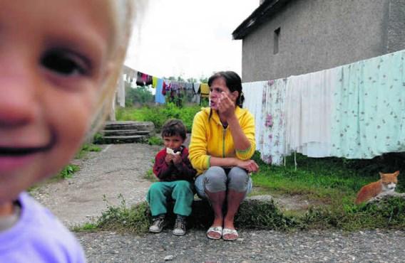 De hoge werkloosheid in Hongarije treft vooral Roma. Amper een op de vier zigeuners heeft een baan. Laszlo Balogh/reuters