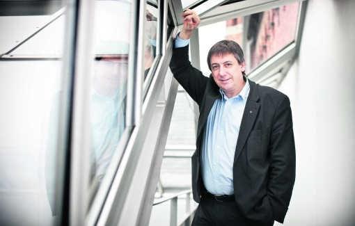 'De marge om investeringen te vergoeden, is het kleinst in België. De loonkost moet omlaag.' Thomas Vanhaute