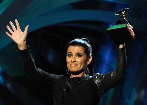 Nelly Furtado wint Latin Grammy Award