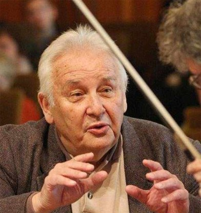 Componist Gorecki overleden