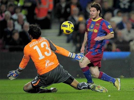Barcelona verslaat Villarreal met 3-1 in Spaanse topper