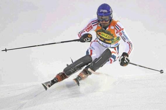 Fransman Grange wint eerste WB slalom