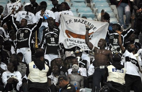 TP Mazembe wint Afrikaanse Champions League voetbal