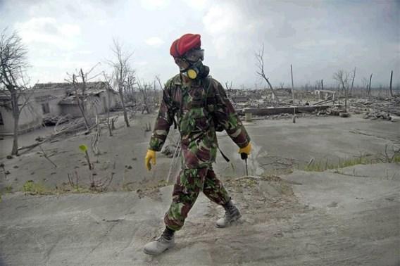 Dodental uitbarsting vulkaan Merapi naar 240