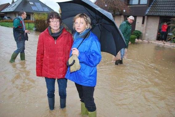 Zondvloed eist derde leven