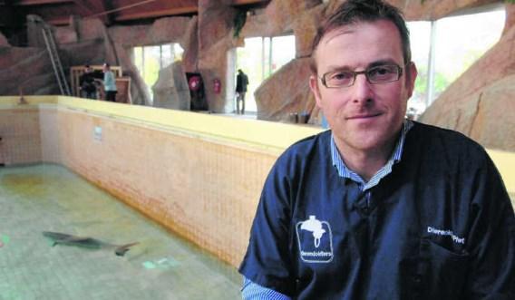 Voor dierenarts Piet De Laender betekent Yotta's herstel het einde van een hectische tijd. mvn