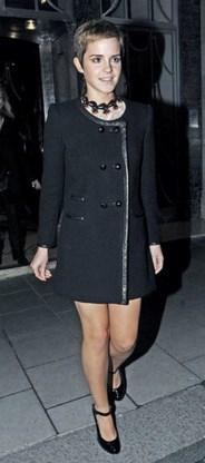 Draag de schoenen van Emma Watson