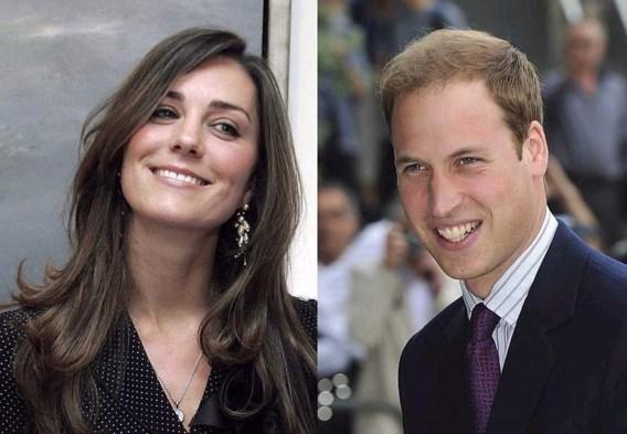 FOTO: William en Kate door de jaren heen