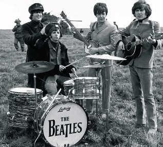 The Beatles. ap