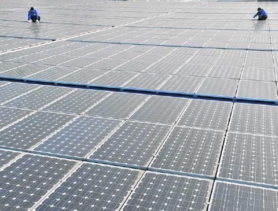 Zonneenergiebedrijf schrapt grote investering
