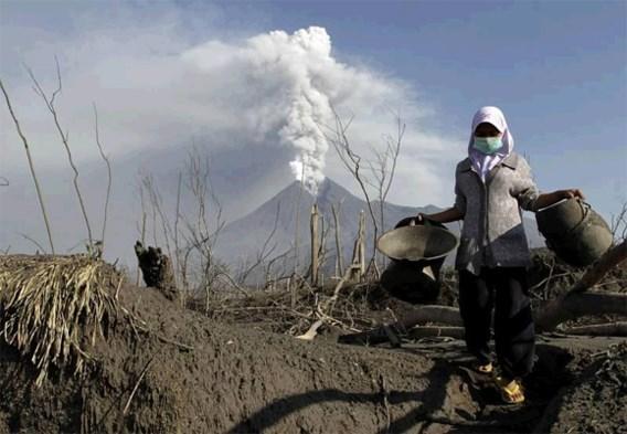 Dodental uitbarsting Merapi naar 273