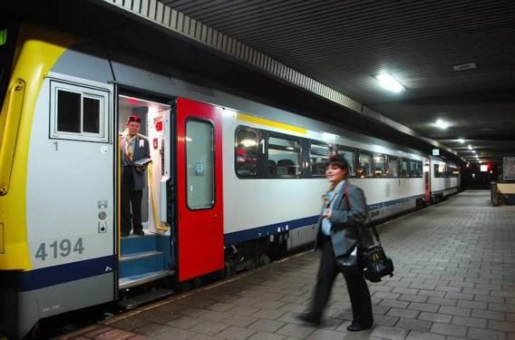 Kwart locomotieven NMBS staat stil