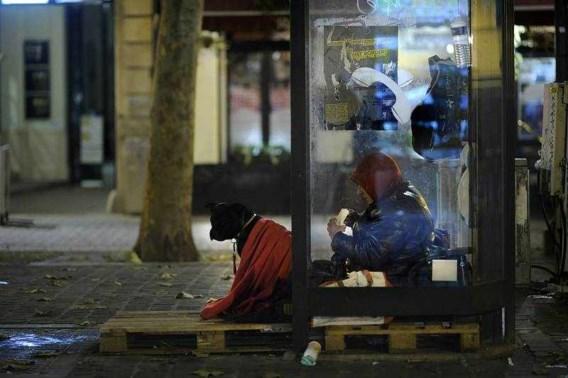 Belgische bisschoppen roepen op daklozen op te vangen