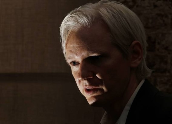 Julian Assange in isoleercel
