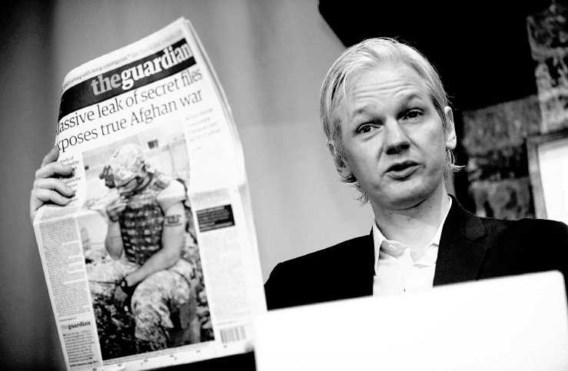 Lezers Time kiezen Assange als Person of the year