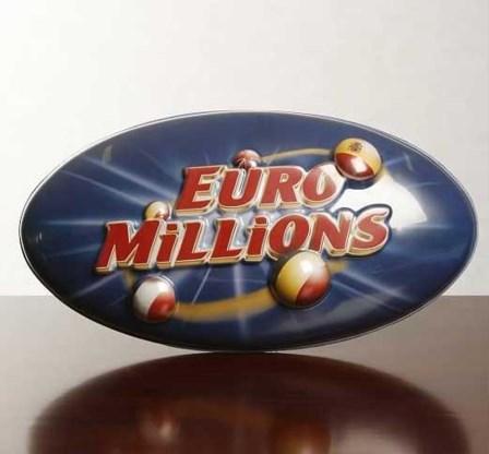 Speelpot van 133 miljoen euro te winnen met Euro Millions
