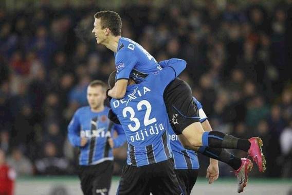 Club Brugge verslaat Westerlo in spektakelstuk