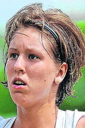 Juniore An-Sophie Mestach tweemaal naar tweede ronde