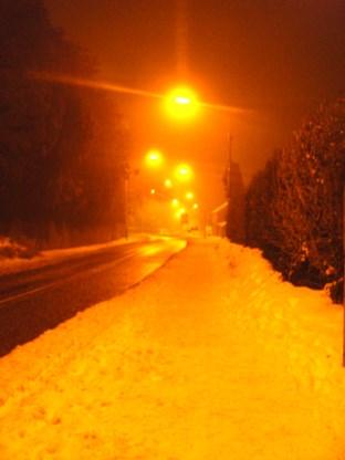 De sneeuw smelt en de harde realiteit is ontnuchterend