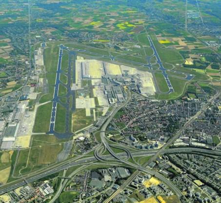 De luchthaven van Zaventem. Volgens Brussels Metropolitan horen de redio Halle-Vilvoorde en Waals-Brabant ook tot Brussel.Alexandre Laurent/photo news