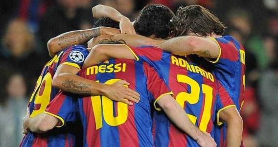 Barça heeft eerste (vette) shirtsponsor
