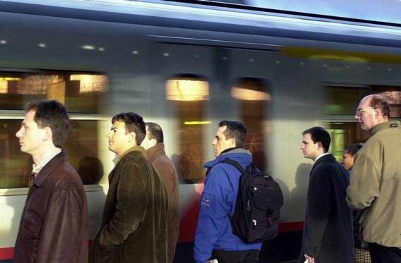 Waarom neemt u ondanks alles nog de trein?