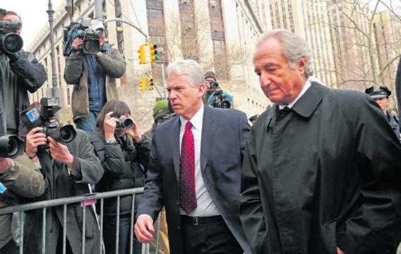 Madoff: 'Banken waren medeplichtig aan fraude'