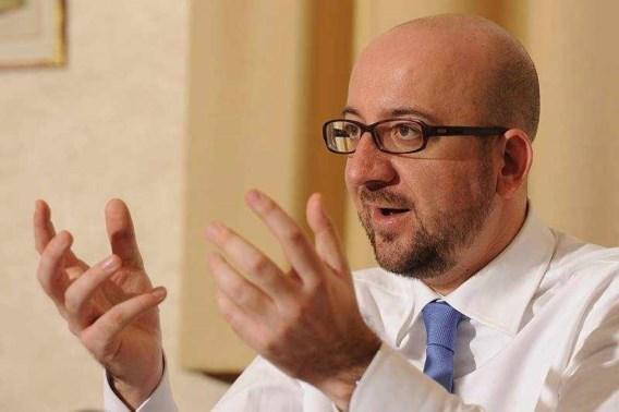 Charles Michel nieuwe voorzitter MR