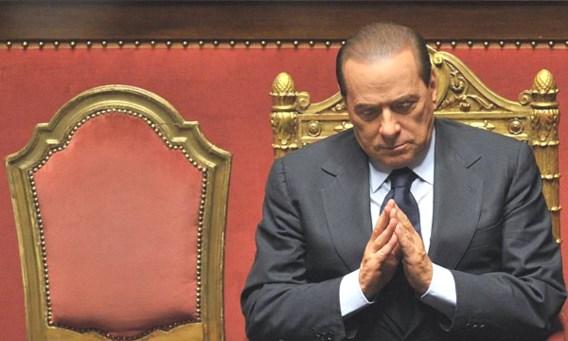 Berlusconi vraagt gunst parlement in aanloop naar vertrouwensstemming