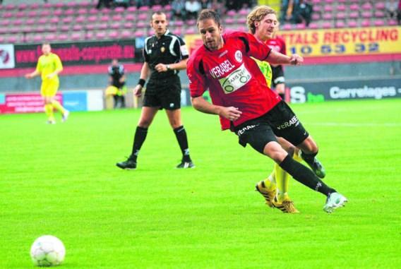 Dalibor Veselinovic : 'Ik zit met Anderlecht en Club in mijn hoofd. Standard heeft al te veel centrumspitsen.'Koen Merens